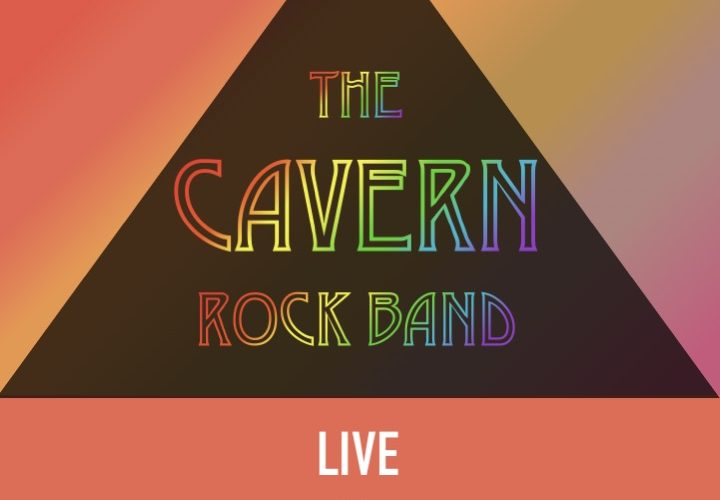 The Cavern Rock Band live al CUBO